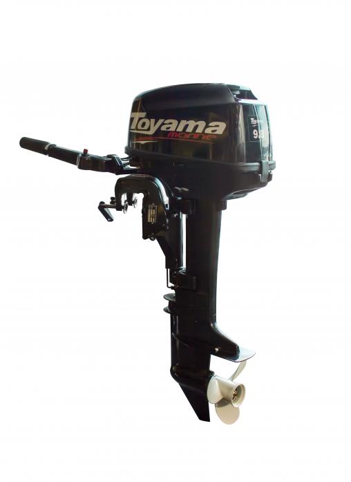 Лодочный мотор Toyama TM9,8TS-8.3