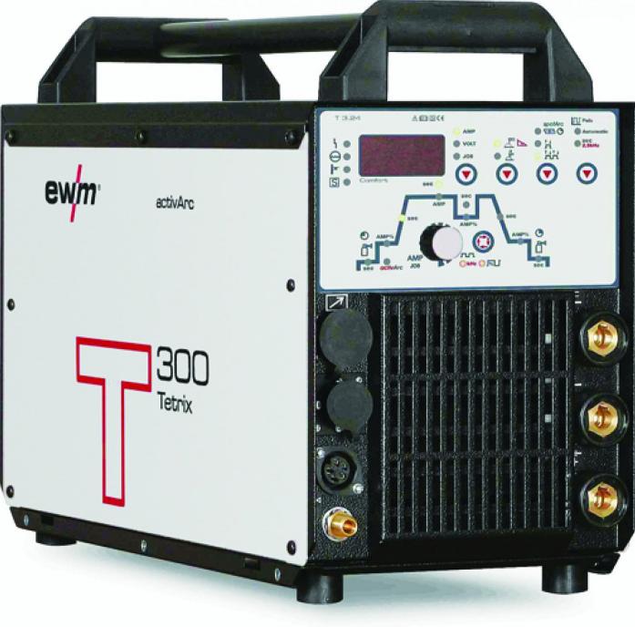 Сварочный аппарат EWM Tetrix 300 Comfort Puls 8P TM (090-000231-00504)