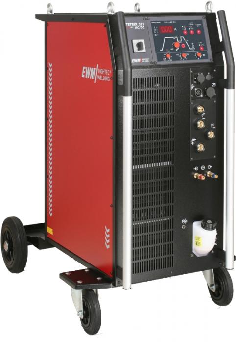 Сварочный аппарат EWM TETRIX 521 AC/DC SYNERGIC activArc FWD 090-000115-00102
