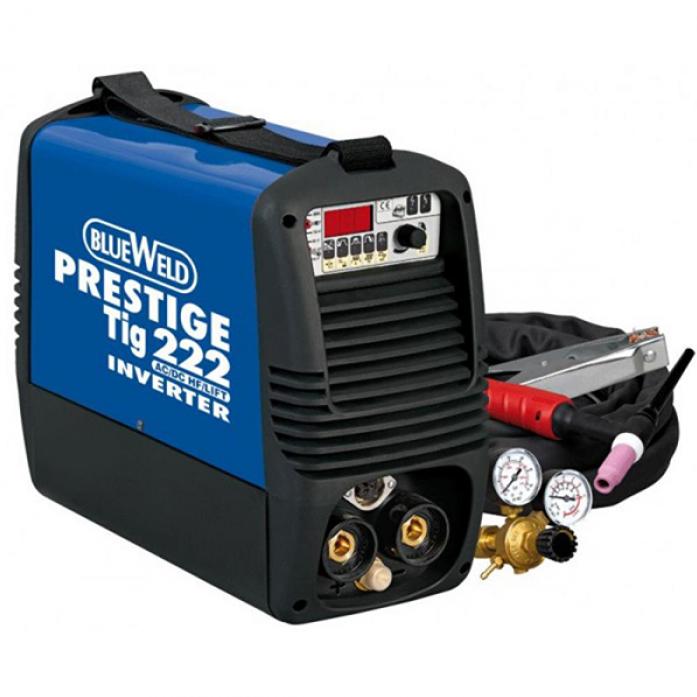 Сварочный аппарат Blueweld PRESTIGE TIG 222 AC/DC HF/Lift 852133