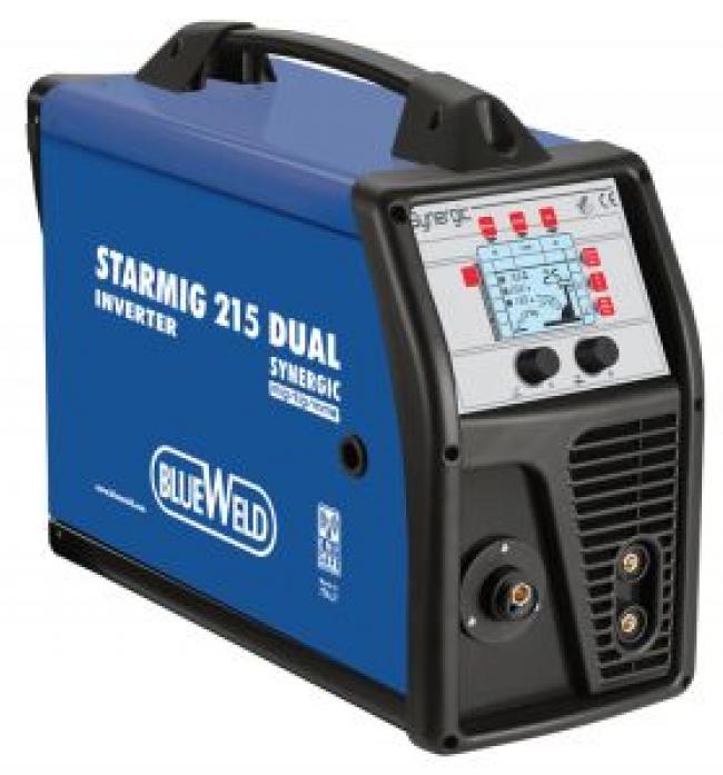 Сварочный аппарат Blueweld STARMIG 215 DUAL SYNERGIC 816400