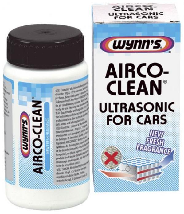 Очиститель кондиционера Wynns Airco-Clean (100мл) W30205