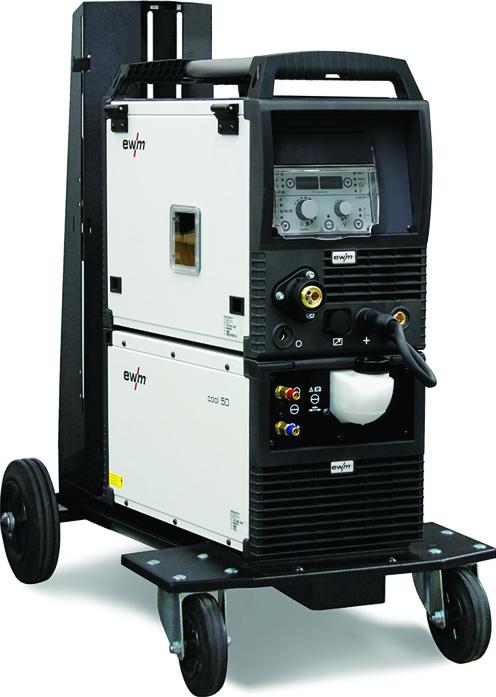 Сварочный аппарат EWM Phoenix 355 Progress puls MM TKM 090-005403-00502