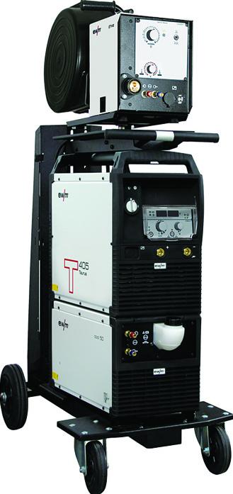 Сварочный аппарат EWM TAURUS 405 Synergic S MM TDM 090-005337-00502