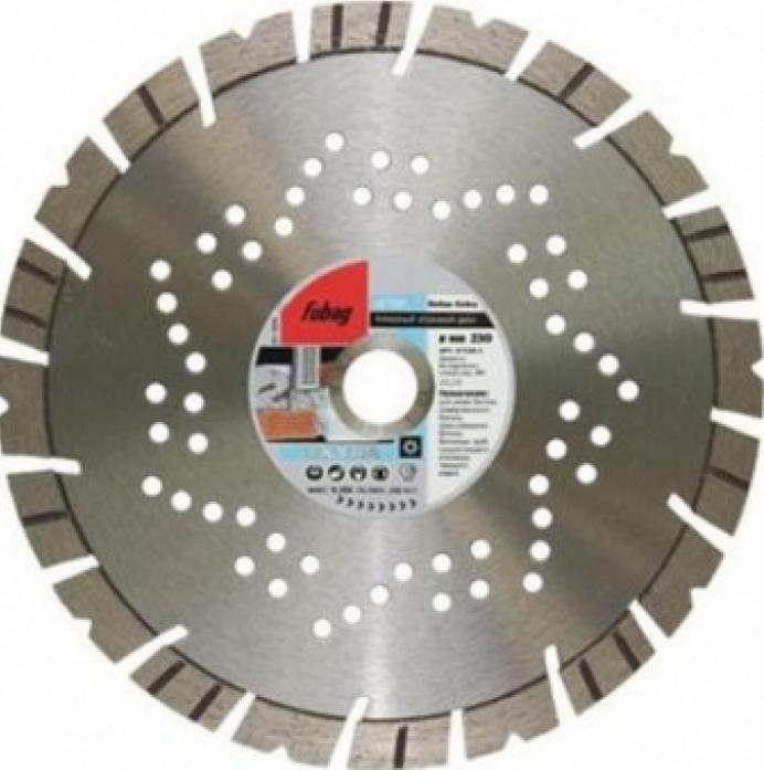 Алмазный диск FUBAG Beton Extra 230/22.2 37230-3