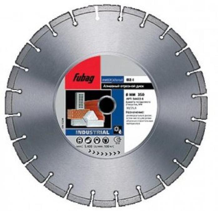 Алмазный диск FUBAG BZ-I 400/30-25.4 54423-6