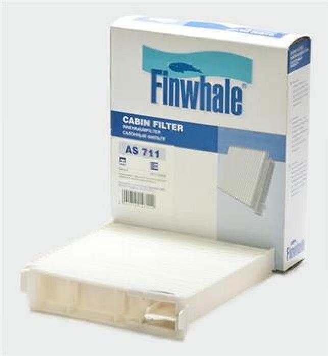 Фильтр салонный Finwhale AS711