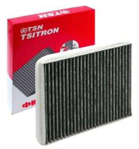 Фильтр салонный TSN угольный 97160