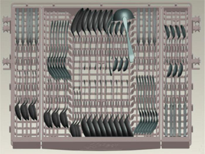 Встраиваемая посудомоечная машина Kaiser S 60 I 84 XL