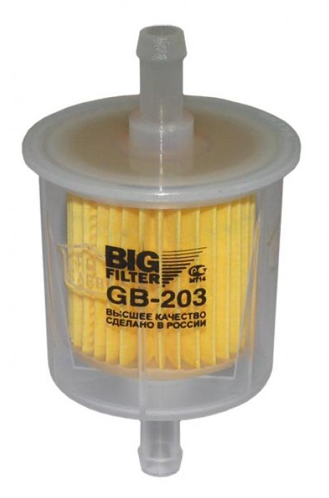 Фильтр топливный BIG FILTER GB-203 BK