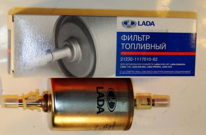 Фильтр топливный ОАО АвтоВАЗ 21230-1117010-82