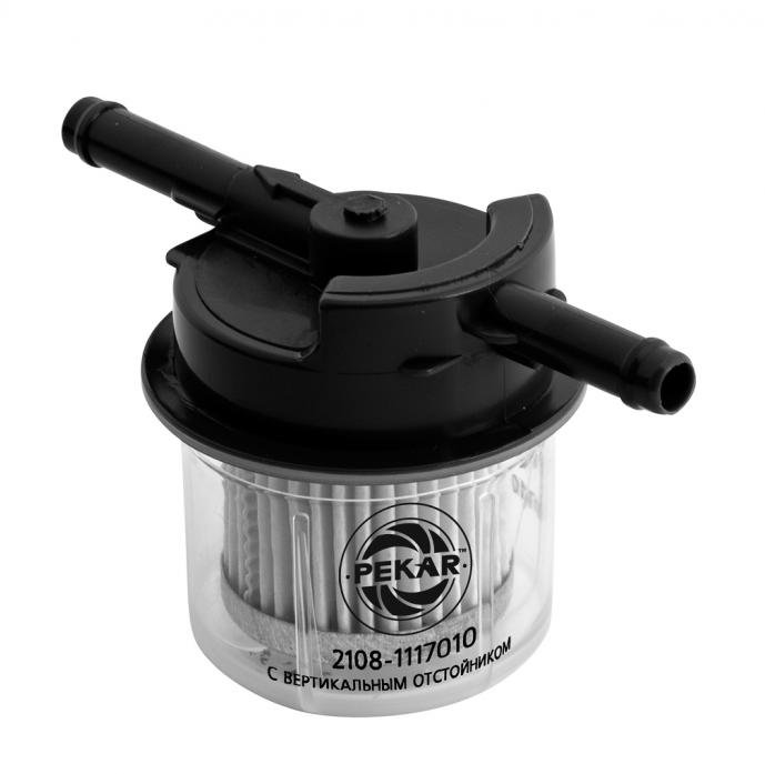 Фильтр топливный с отстойником PEKAR ФТ103П 2108-1117010