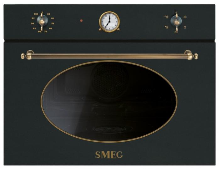 Встраиваемая пароварка Smeg SF4800VAO
