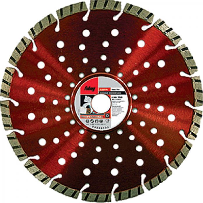 Алмазный диск FUBAG Stein Pro 300/30/25.4 11300-6