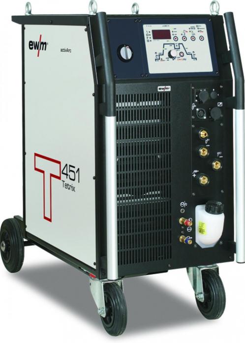 Сварочный аппарат EWM TETRIX 451 AC/DC COMFORT activArc FWD 090-000111-00502