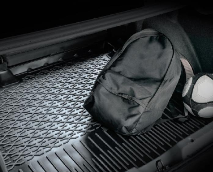 Ковер в багажник LADA Vesta (оригинальный рисунок)(X/V) 99999218073282