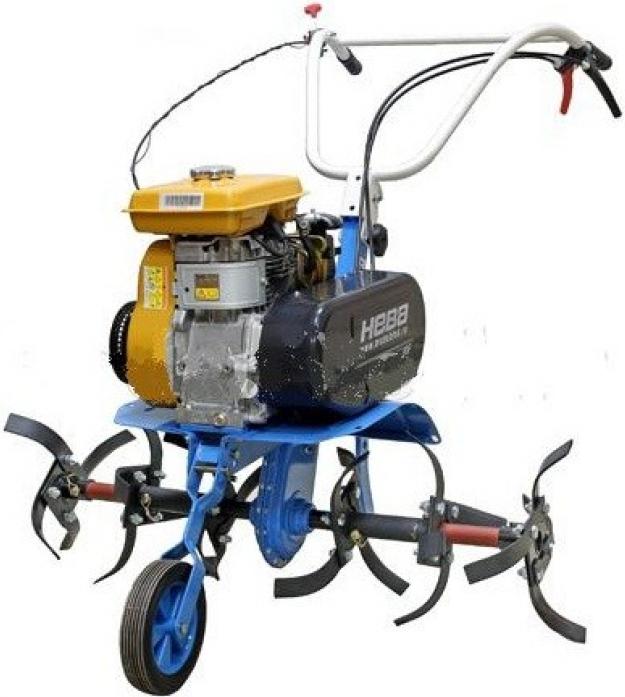 Культиватор бензиновый Нева МК-80Р-С5.0