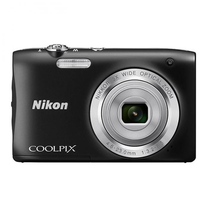 Цифровой фотоаппарат NIKON Coolpix A100 BK