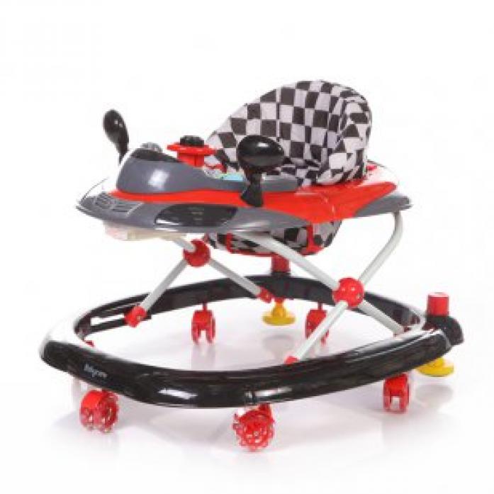 Ходунки Baby Care Prix SB-806 Black