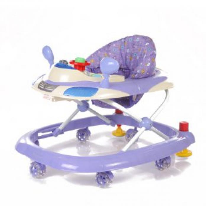 Ходунки Baby Care Prix SB-806 Purple