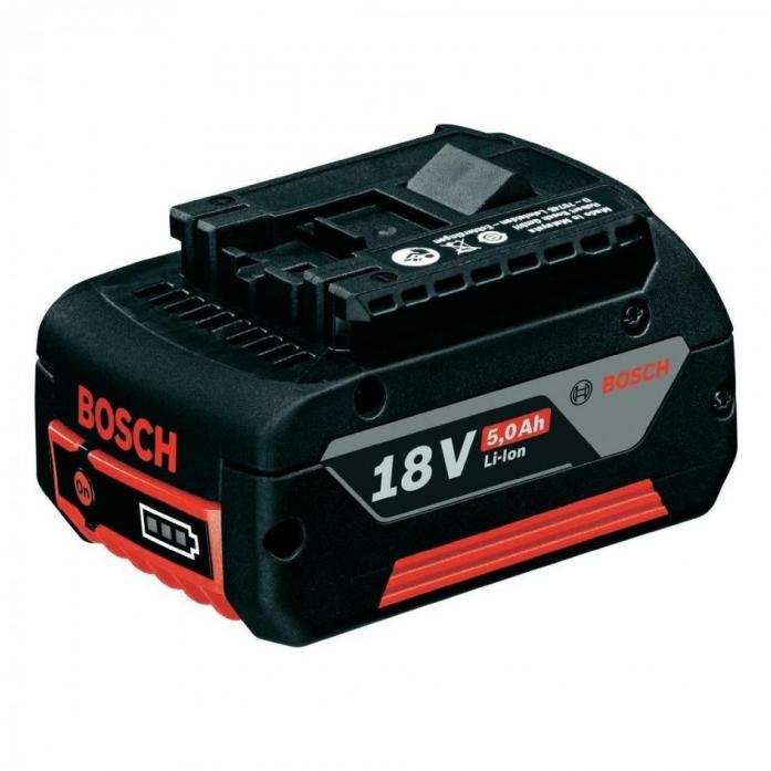 Аккумулятор Bosch 18В 5.0Ач Li-Ion 1600A002U5