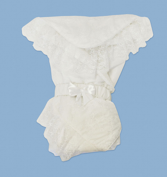 Одеяло демисезонное Лео СОНАТА р. 62 100*100 белый
