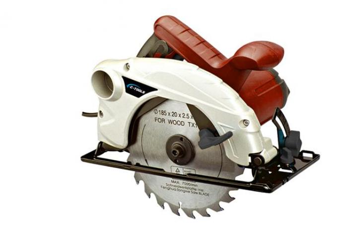 Пила дисковая электрическая RedVerg (Электроинструмент) RD-CS160-67
