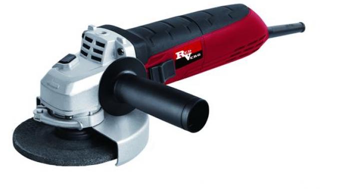 Машина шлифовальная угловая RedVerg (Электроинструмент) RD-AG73-115