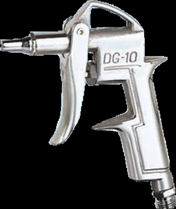 Пистолет продувочный короткое сопло VOYLET DG-10-1