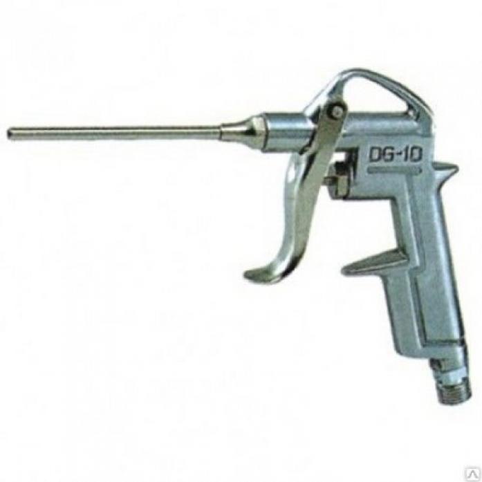 Пистолет продувочный длинное сопло VOYLET DG-10-3