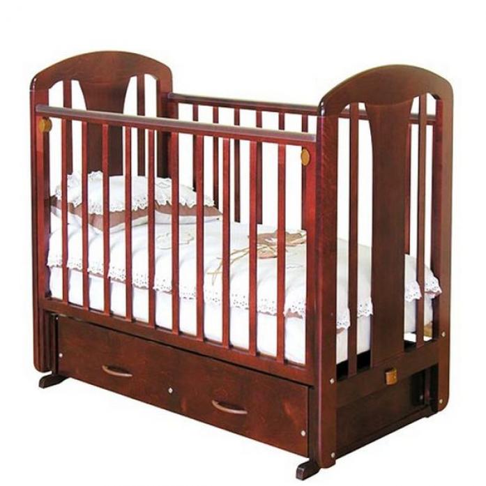 Кровать Можга С-851 Виталина вишня