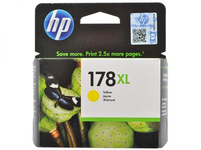 Картридж HP CB325HE №178XL