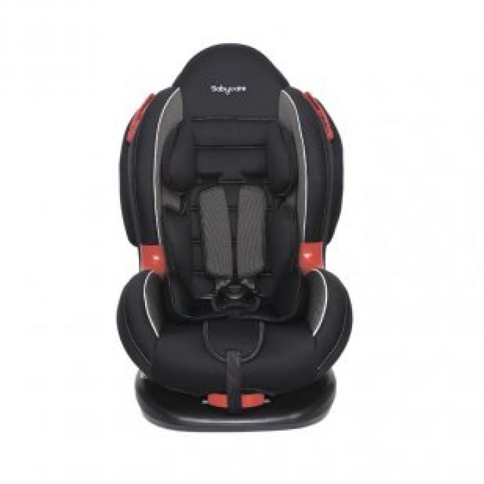 Автокресло Baby Care BC-02 Isofix Люкс карбон/черный