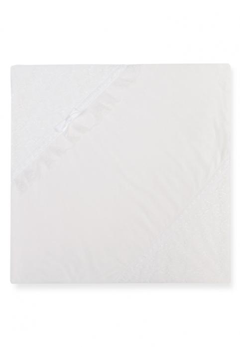 Плед утепленный Сонный Гномик Праздничный 598/10 молочный