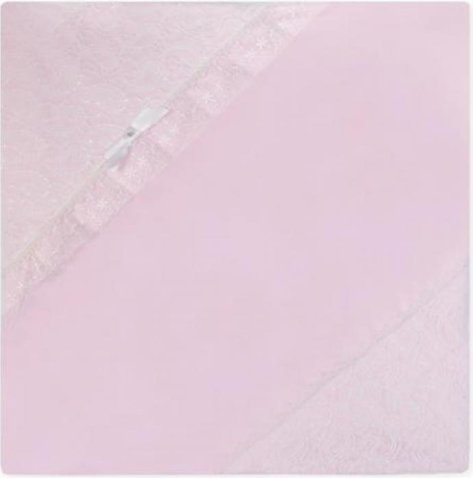 Плед утепленный Сонный Гномик Праздничный 598/2 розовый