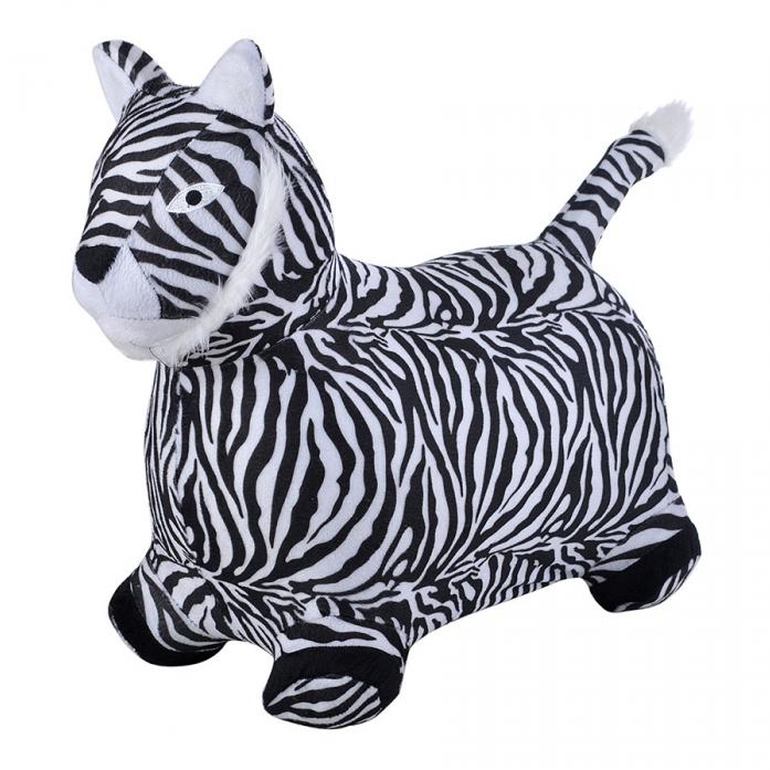Надувные животные Spring International Тигренок Бело-черные полоски
