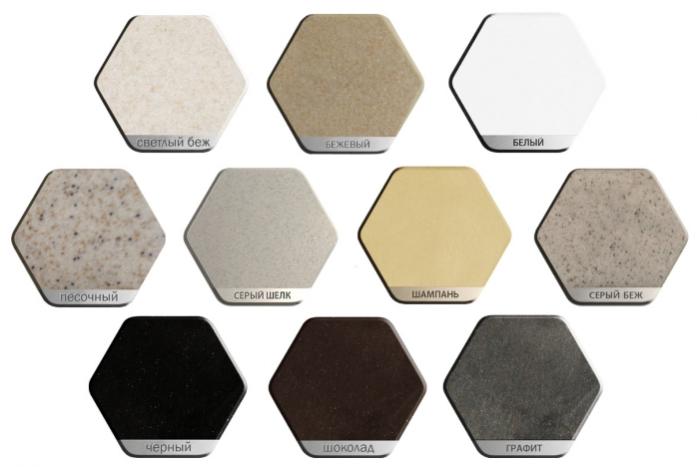 �������� ����� Weissgauff RONDO 500 Eco Granit ����� ���