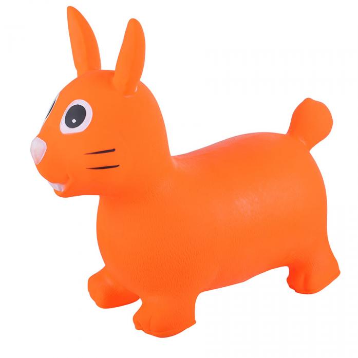 Надувные животные Spring International Зайка оранжевый