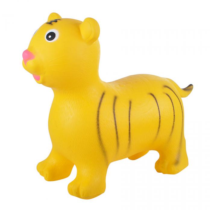 Надувные животные Spring International Тигренок желтый