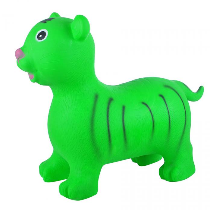 Надувные животные Spring International ТигренокК зеленый