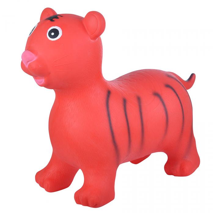 Надувные животные Spring International Тигренок красный