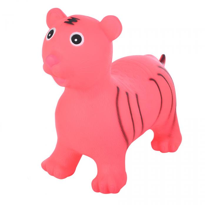 Надувные животные Spring International Тигренок розовый
