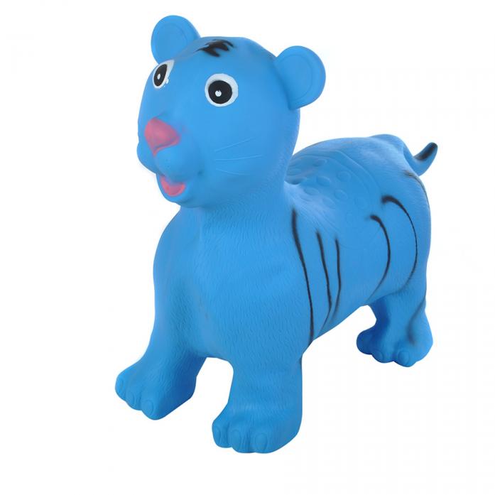 Надувные животные Spring International Тигренок синий