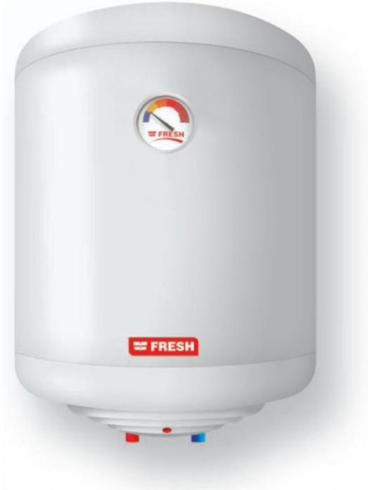 Накопительный водонагреватель Fresh MARINA V/F 50LT