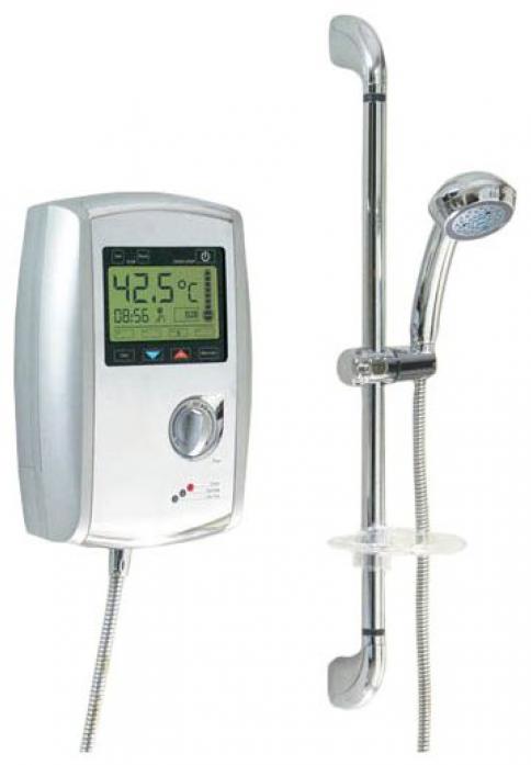 Проточный водонагреватель Atmor Blue Wave 405 Thermostatic Shower 5