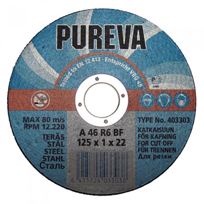 Диск отрезной PUREVA 403303