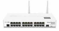 Маршрутизатор MikroTik CRS125-24G-1S-2HnD-IN