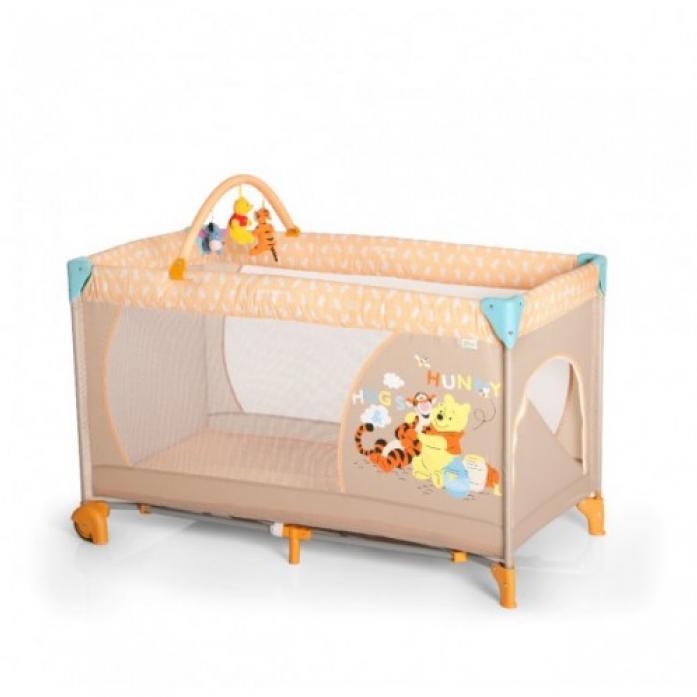 Манеж Hauck Dream'n Play Go Plus Pooh in the sun Disney 602256