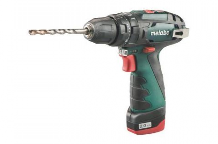 Винтоверт Metabo PowerMaxx SB 2х2.0Ач 600385500