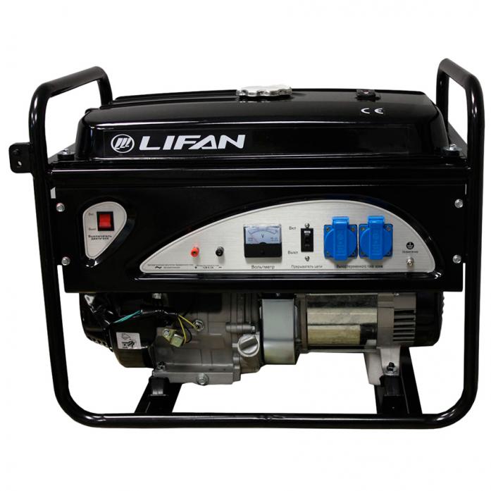 Генератор бензиновый Lifan 6GF-3